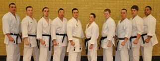Welsh Shotokan Karate Organisation Instructors