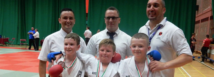 WKGB Welsh Youth Championships 2015